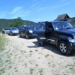 jeep tour north Greece